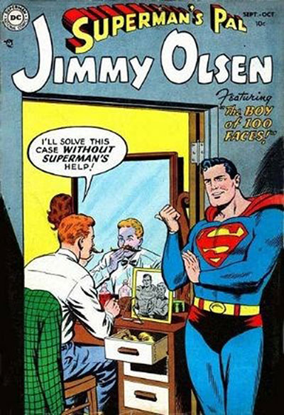 Superman's Pal Jimmy (1954-74)