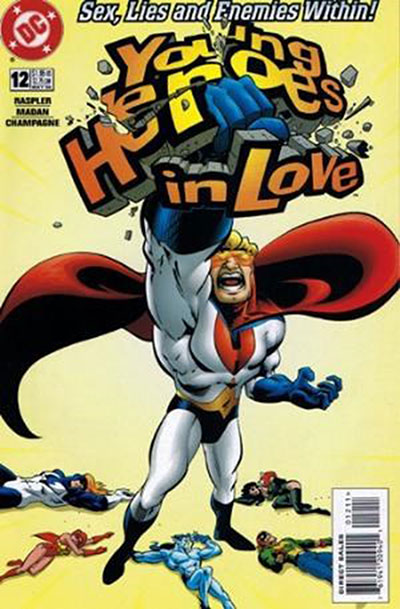 Young Heroes in Love #12