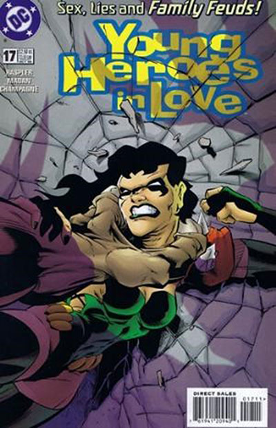 Young Heroes in love #17