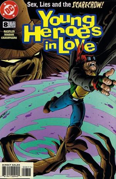Young Heroes in Love #8