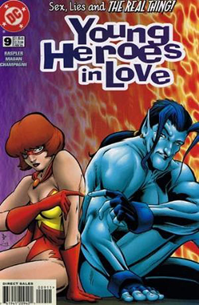 Young Heroes in Love #9