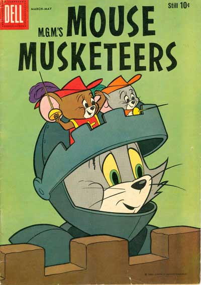Mouse Musketeers #21