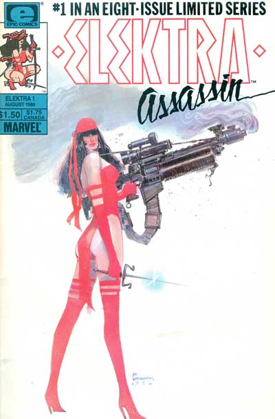 Elektra: Assassin (1986-87)