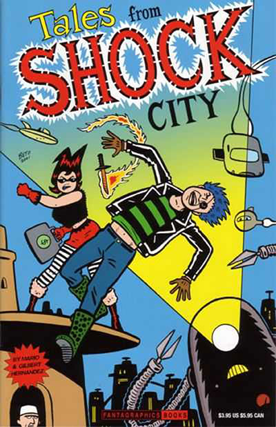 Tales from Shock City (2001)