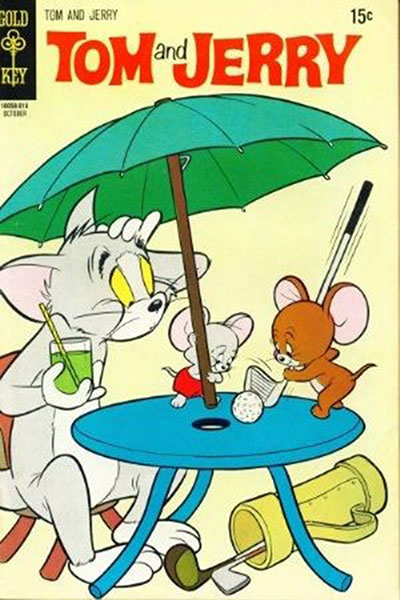 Tom and Jerry #253