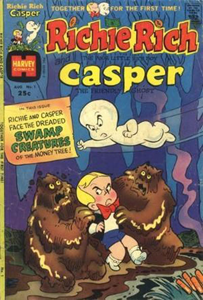 Richie Rich and Casper #1