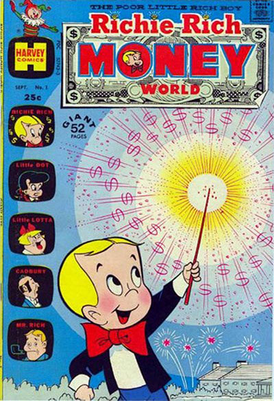 Richie Rich Money World #1