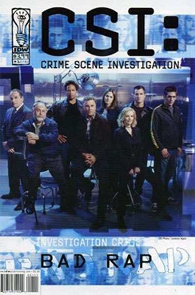 CSI: Bad Rap (2003-04)