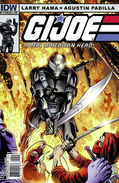 G.I. Joe: A Real Amer (2010-Cur)