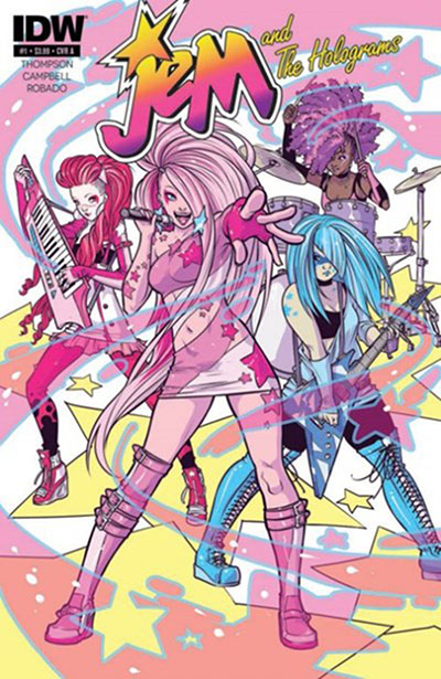 Jem & The Holograms (2015-Cur)