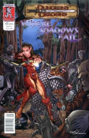 Dungeons & Dragons: Where Shadows Fall #5