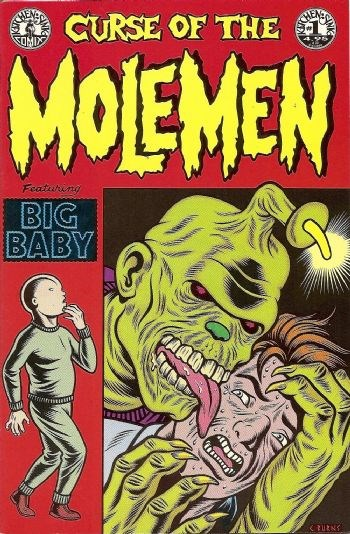 Curse of the Molemen (1991)