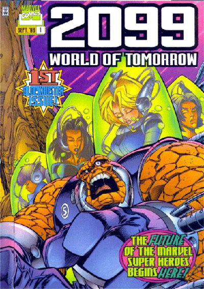 2099 World of Tomorrow (1996-97)