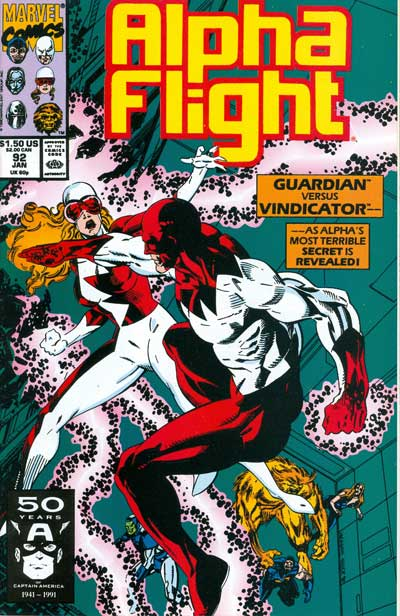 Alpha Flight #92