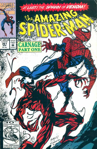 Amazing Spider-Man, The #361