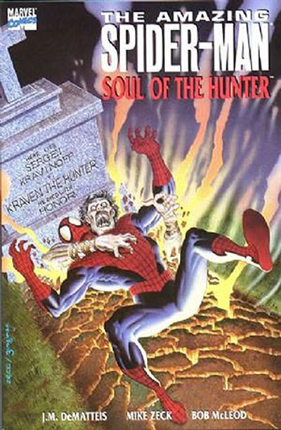Amazing Spider-Man, The: Soul of the Hunter