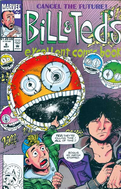 Bill & Ted's Excellent Comic Book #6