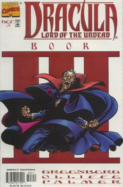 Dracula: Lord of the Undead #3