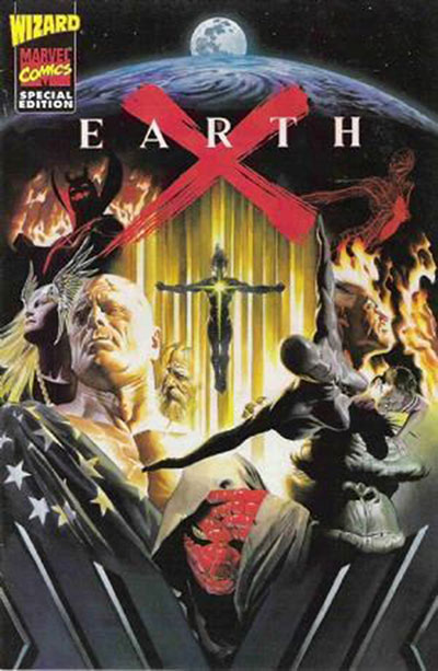 Earth X, a special supplement to Wizard: The Comics Magazine