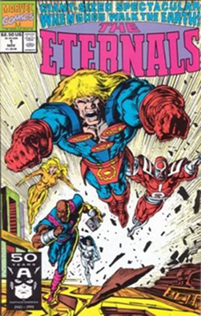 Eternals: The Herod Facto (1991)