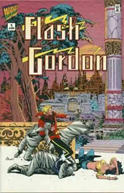 Flash Gordon (Complete Series #1-2)