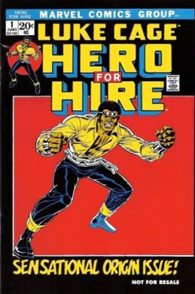 Hero for Hire (1972-73)