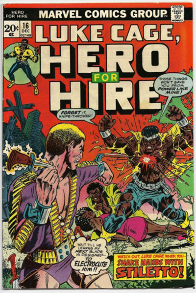 Hero for Hire #16