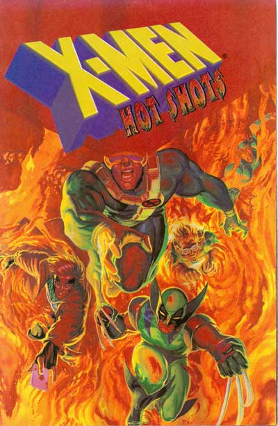 Hot Shots: X-Men