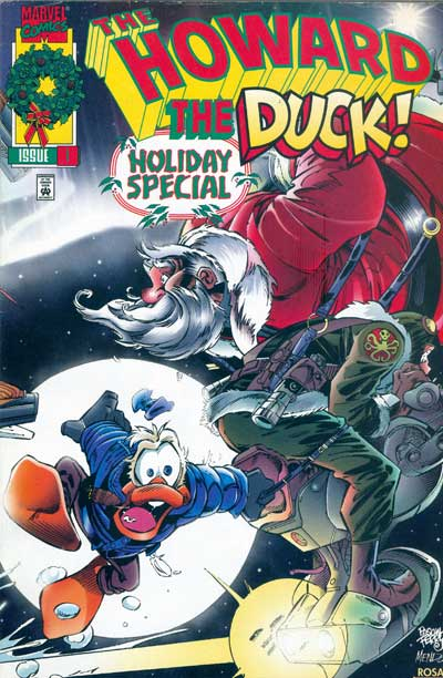 Howard the Duck Holiday S (1997)