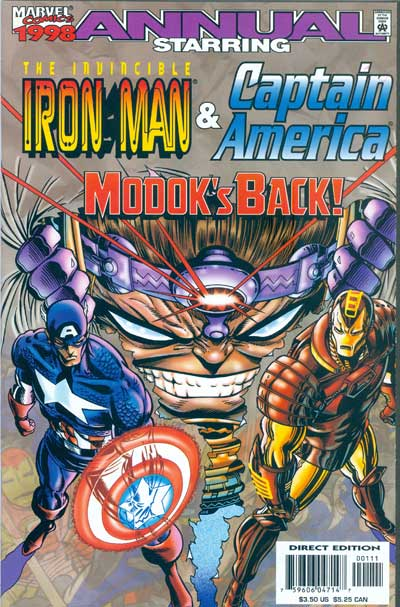 Iron Man 1998 (Annual)