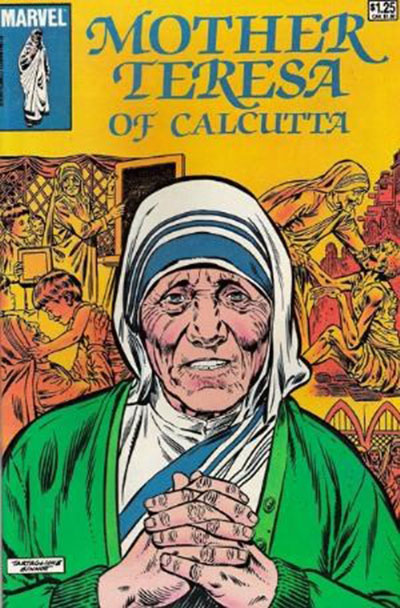 Mother Theresa of Calcutt (1984)