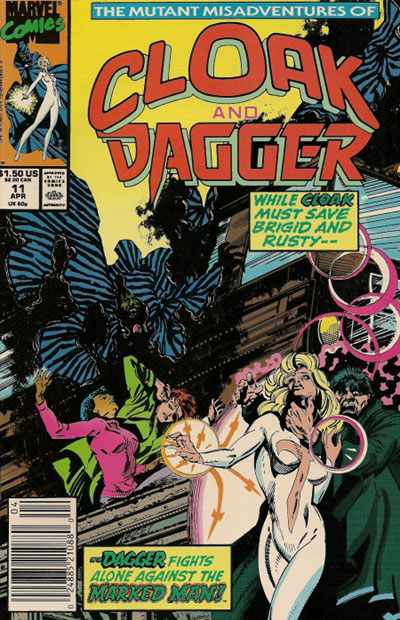 Mutant Misadventures of Cloak and Dagger, The #11
