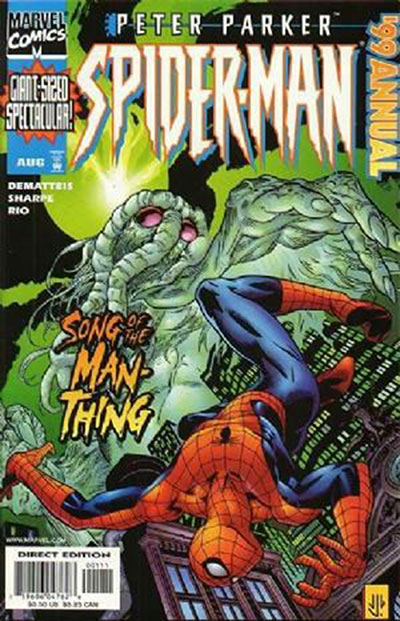 Peter Parker: Spider-Man 1999 (Annual)