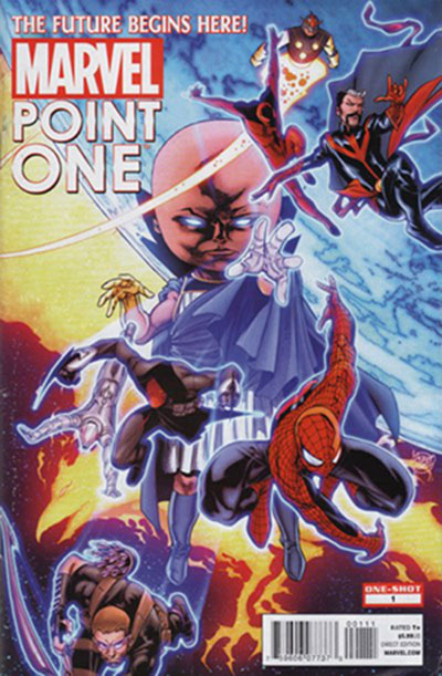 Point One (2015)