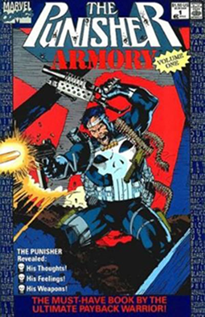 Punisher Armory, The (1990-94)