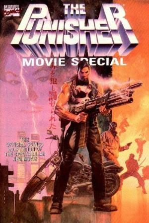 Punisher Movie Special, Th(1990)