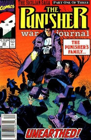 Punisher War Journal, The #25