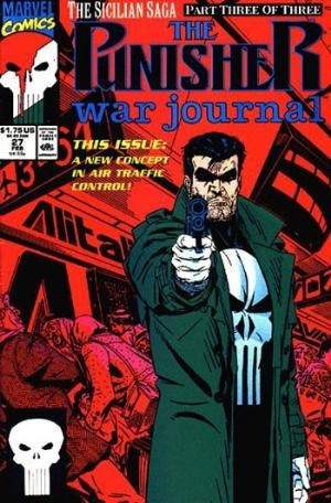 Punisher War Journal, The #27