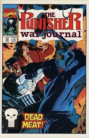 Punisher War Journal, The #28