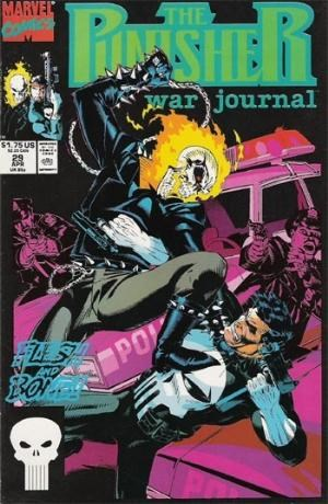 Punisher War Journal, The #29