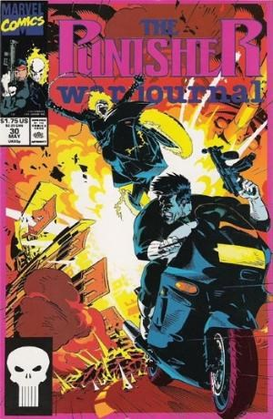 Punisher War Journal, The #30