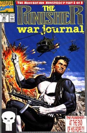 Punisher War Journal, The #32