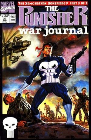 Punisher War Journal, The #33