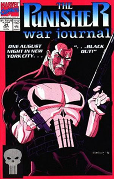 Punisher War Journal, The #34