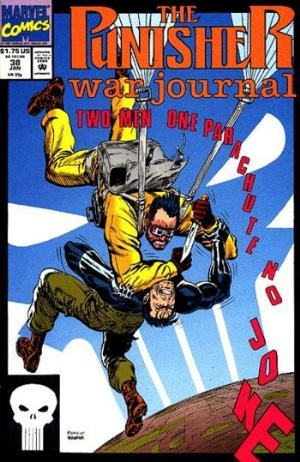 Punisher War Journal, The #38