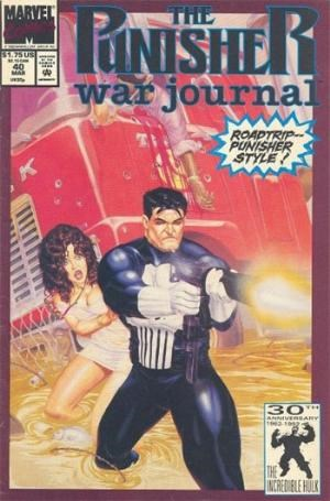 Punisher War Journal, The #40