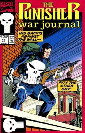 Punisher War Journal, The #48