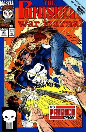 Punisher War Journal, The #49