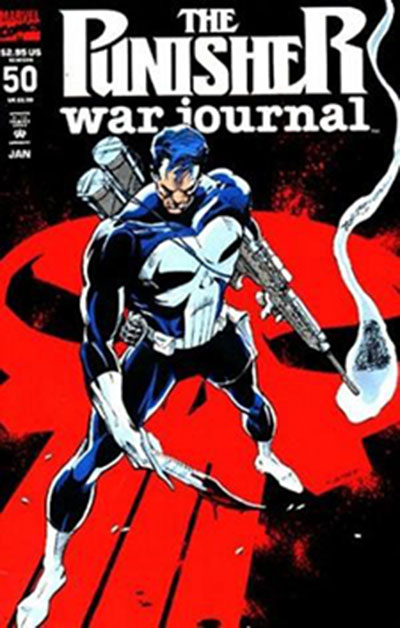 Punisher War Journal, The #50