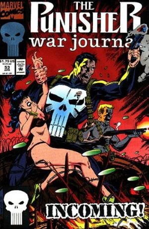 Punisher War Journal, The #53